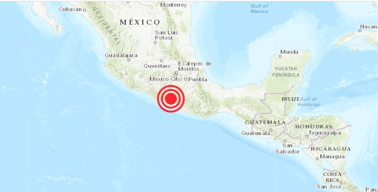 Cutremur masiv, de 7 grade, în Mexic. A fost emis alertă de tsunami