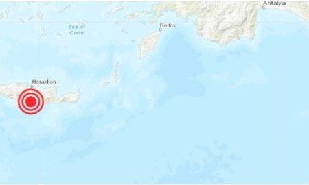 Cutremurul din Creta a făcut și victime! Au fost identificate primele persoane ucise, sau grav rănite, de seism