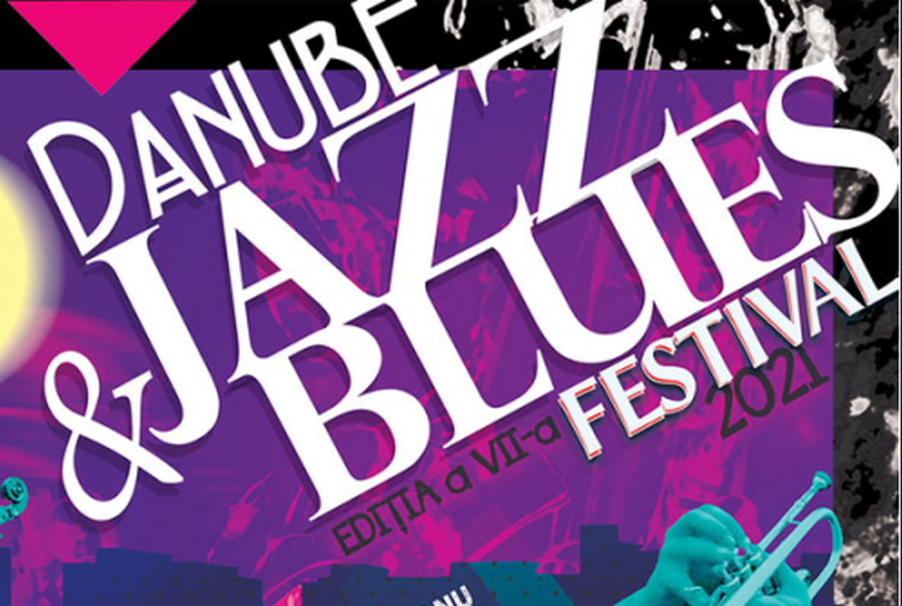 """Festivalul """"Danube Jazz & Blues"""" are loc în perioada 24-26 noiembrie. Iată programul"""