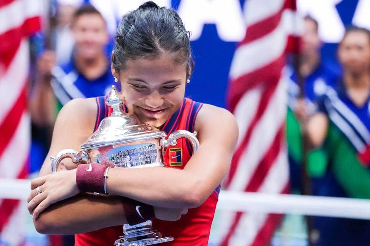 Cine este Emma Răducanu, marea câștigătoare de la US Open