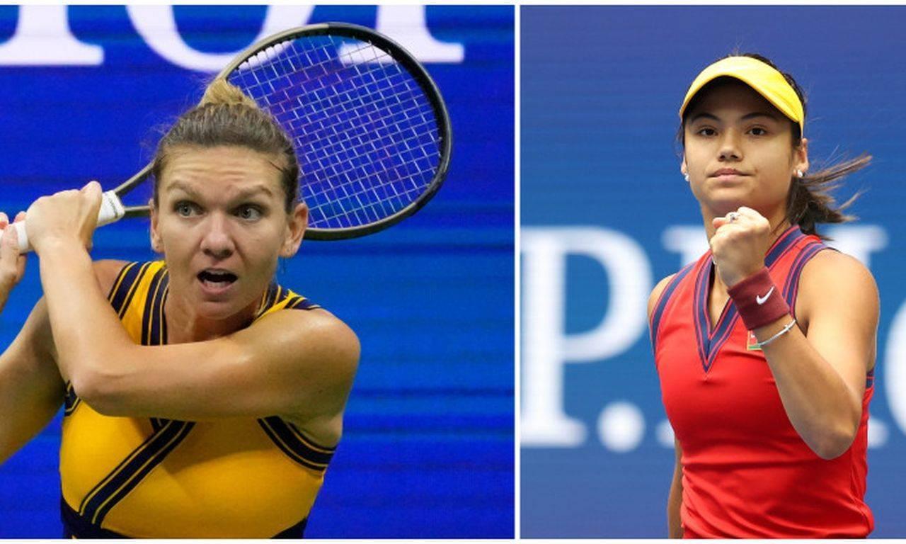 Emma Răducanu, marea câștigătoare de la US Open, a vorbit despre Halep