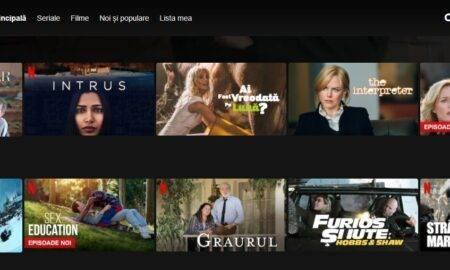 Top 10 filme Netflix pe care să le vezi în acest weekend