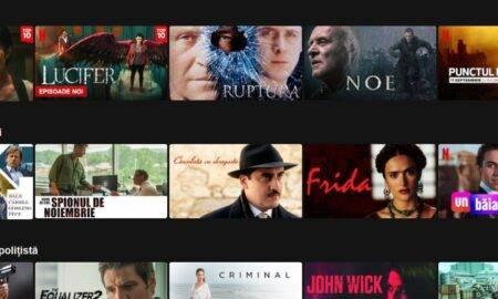 Cele mai căutate filme bazate pe cărți, difuzate pe Netflix în luna septembrie