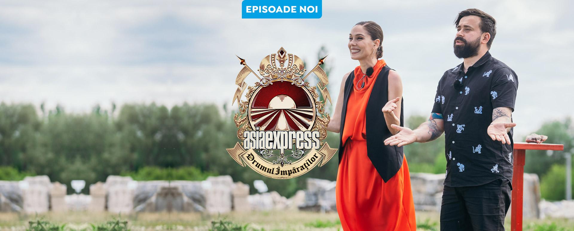 """""""Asia Express"""" vine cu noi provocări dure pentru concurenți. În această seară vor fi puși să bea lapte de cămilă"""