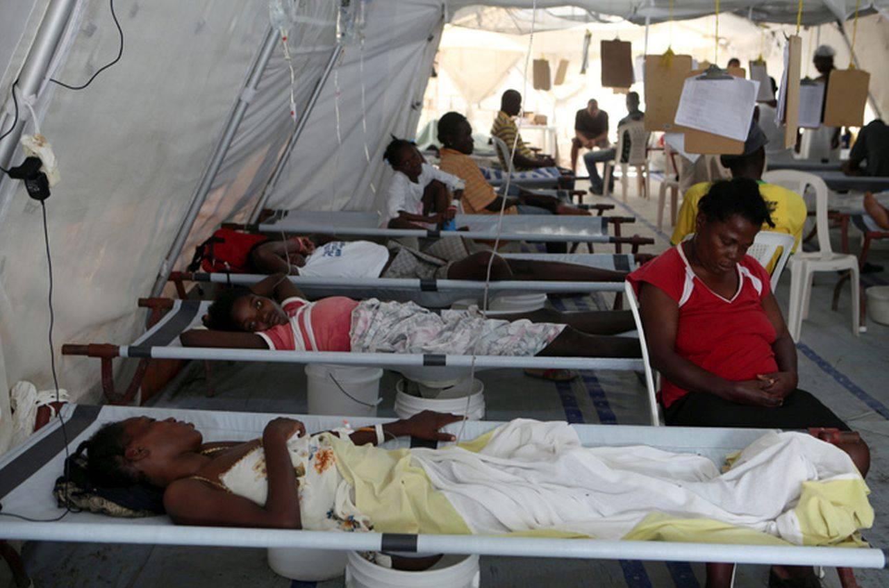 Holera afectează din nou! Peste 2.000 de persoane au murit