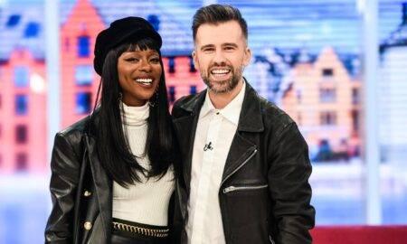 """Florin Ristei și Naomi Hedman, de pe scena de la """"X Factor"""", la ei acasă. Cum a început și cum decurge totul"""