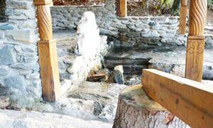 Apa care vindecă și face minuni! Miracolul ce izvorăște la Izvorul Părintelui Arsenie Boca