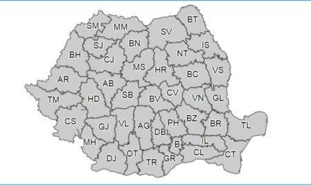 Alertă ANM! Urmează două zile cu ploi și vânt puternic în România