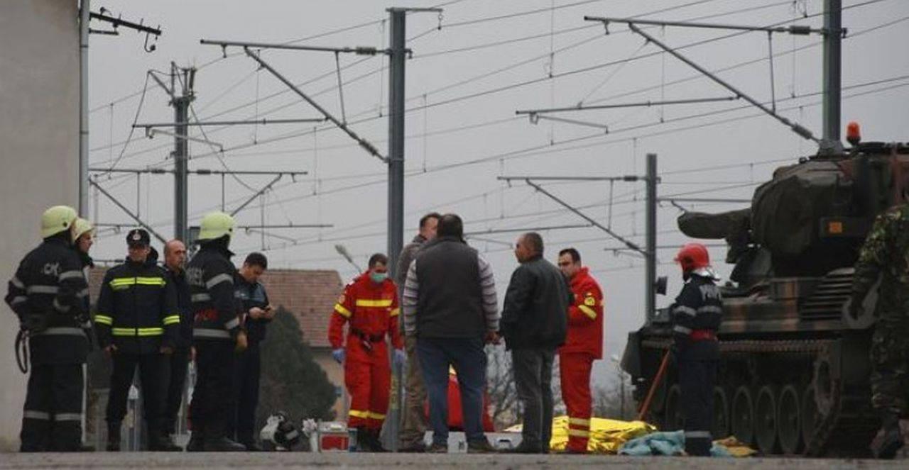 Un militar român a murit, după ce s-a electrocutat într-un poligon