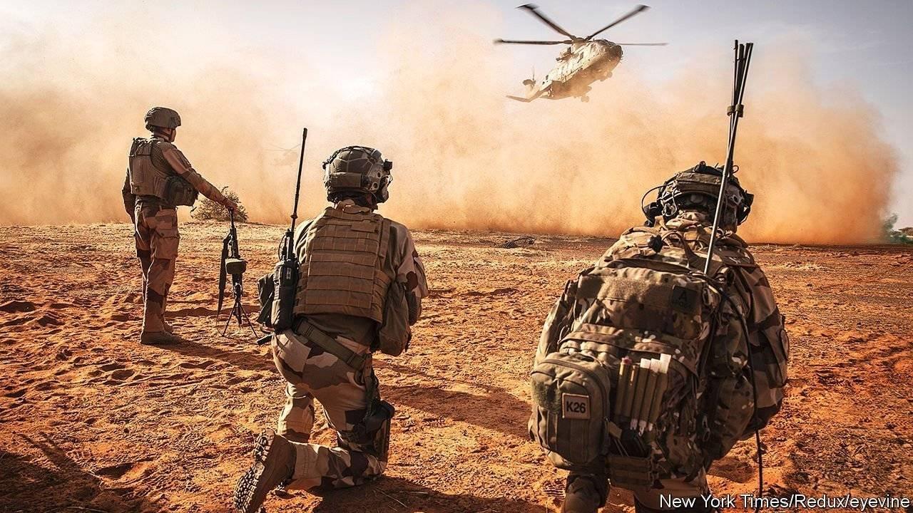 Forţele Speciale ale Armatei Române intervin în Sahel, Africa