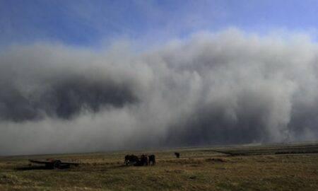 ANM, primele declarații legate de norul de cenușă ajuns și în România! Când va trece pericolul