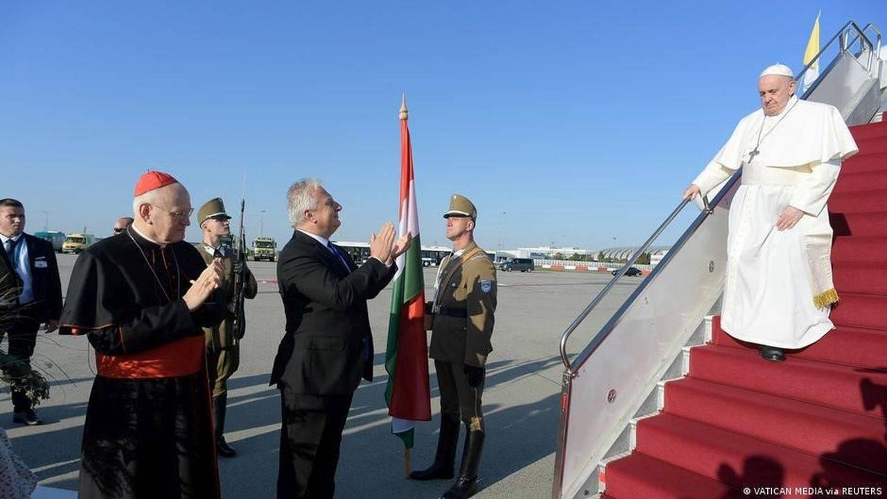 Papa Francisc s-a întâlnit cu premierul Viktor Orban. Cei doi sunt cunoscuți pentru opiniile foarte diferite