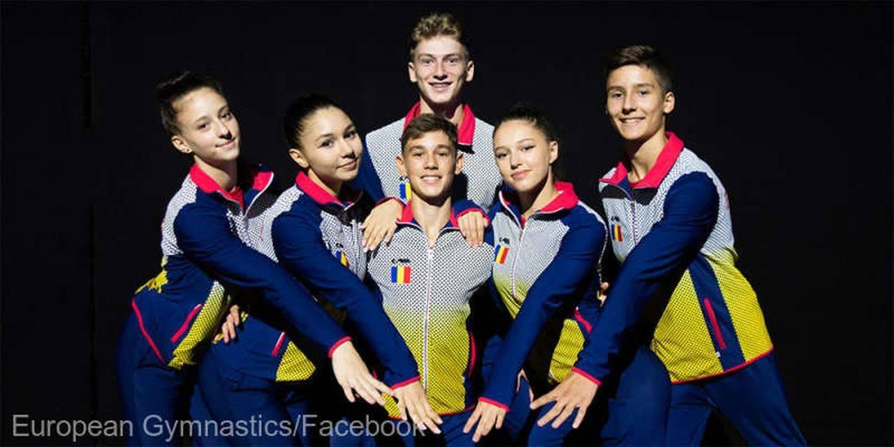 România a dominat Campionatele Europene de gimnastică aerobică! Sportivii au avut o performanță de succes