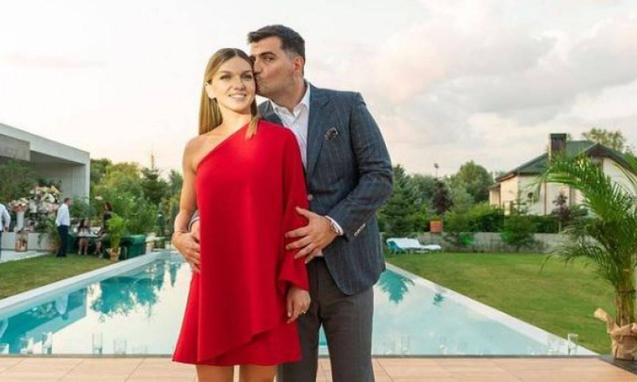 Simona Halep se mărită astăzi! Președintele Klaus Iohannis este invitat la marele eveniment