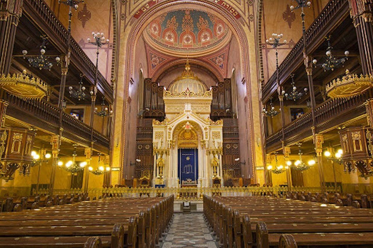 Eveniment de amploare în București! Sâmbătă are loc Noaptea sinagogilor deschise