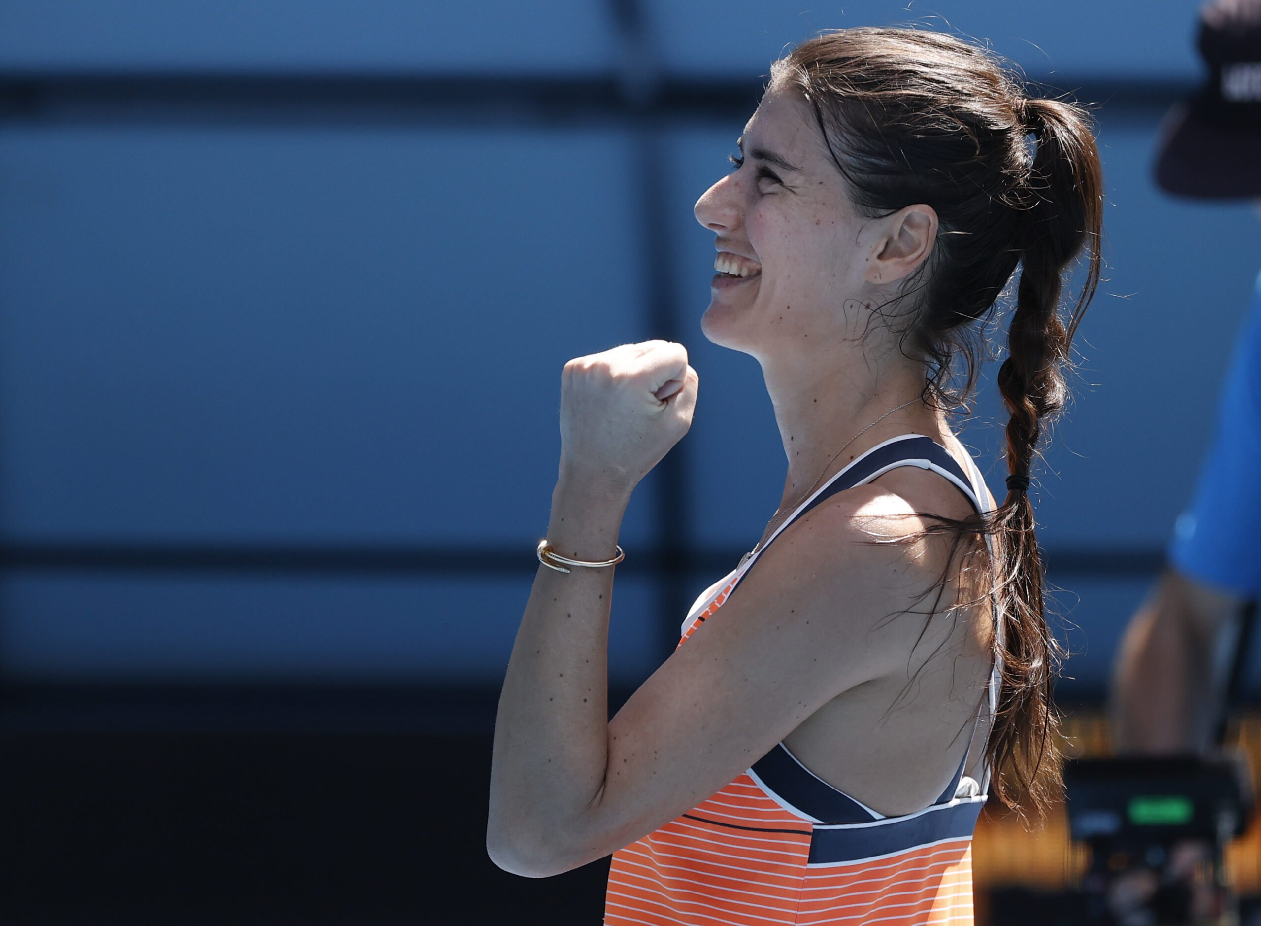 Calificare de excepție pentru Sorana Cîrstea! Jucătoarea română s-a calificat în sferturile WTA din Slovenia