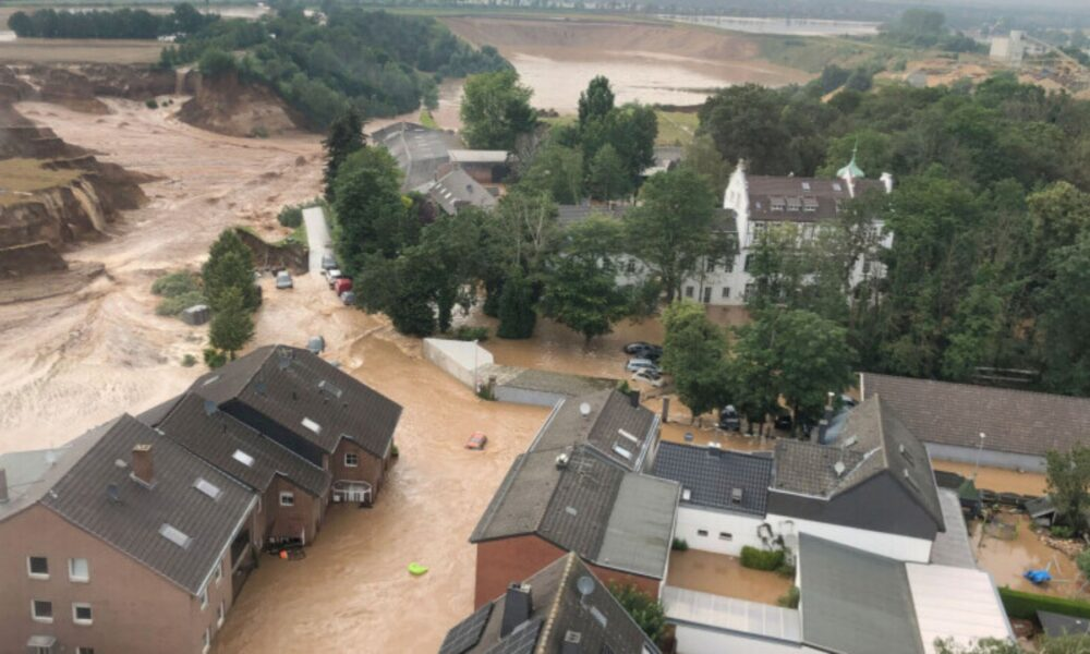 Furia naturii nu iartă! Trupul unei femei moarte din Germania a fost dus de ape până în Olanda