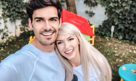 Andreea Bălan și George Burcea sunt oficial divorțați! Primele declarații ale actorului legate de fosta căsnicie
