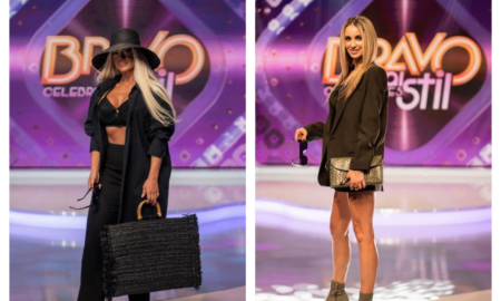 """Ceartă între alte concurente de la """"Bravo, ai stil! Celebrities"""". Anda Adam și Otniela, protagonistele de această dată"""