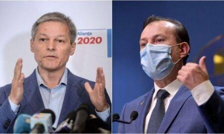 """Cîțu spune că PNL nu are ce discuta cu USR PLUS. Cioloș, de părere că președintele Iohannis """"va face primul pas"""""""