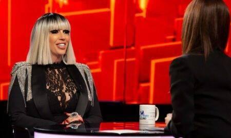 Ce își dorea Raluca Bădulescu să devină, înainte să intre în industria modei. Părinții au susținut-o întotdeauna