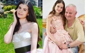 Fiica Monicăi Gabor și a lui Irinel Columbeanu a decis ce facultate vrea să urmeze în America