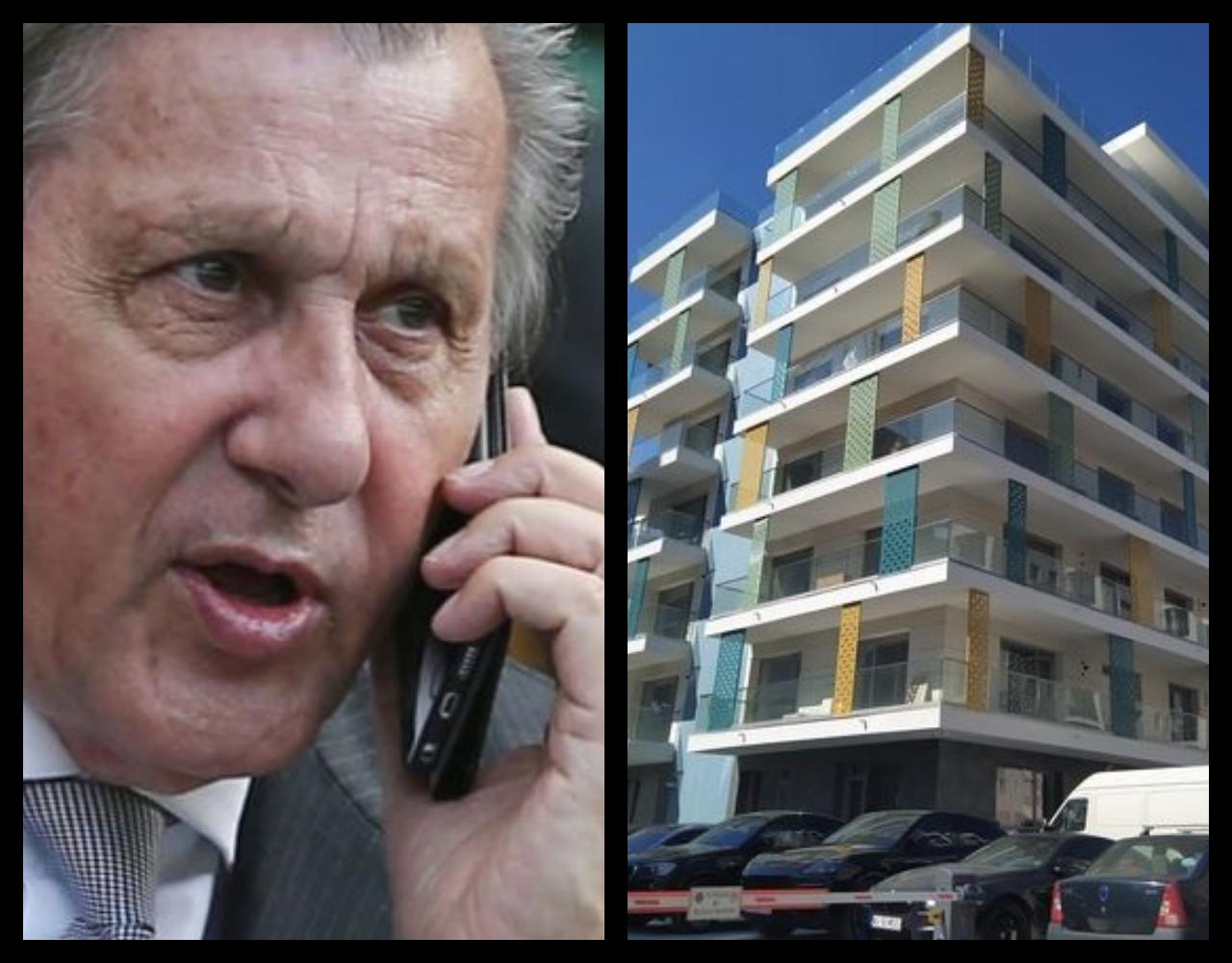 Ilie Năstase a decis să-și vândă imobilul din Mamaia. Ce sumă cere fostul tenismen pe apartamentul lui de lux