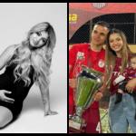 Primele imagini de la ziua Victoriei, fiica Irinei Deaconescu și a lui Cristi Manea. Ce ținută i-a ales mama sa ieri