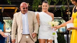 Roxana Nemeș și soțul ei, Cătălin Hagima, sunt deja plecați în luna de miere. Unde se distrează cei doi îndrăgostiți
