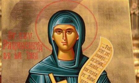 Astăzi este sărbătoare mare la români! Cine a fost Sfânta Parascheva și cum au ajuns moaștele sale la Iași