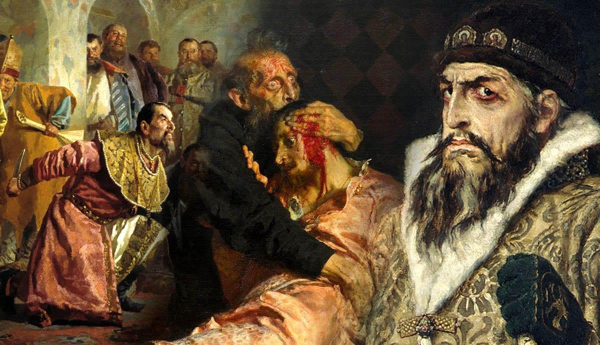 Viața lui Ivan cel Groaznic, primul Țar al Rusiei. Motivul pentru care conducătorul și-a câștigat acest renume