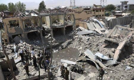 Încă o grupare teroristă atacă Afganistanul! Gruparea Khorasan a revendicat atentatul sinucigaş din Kandahar