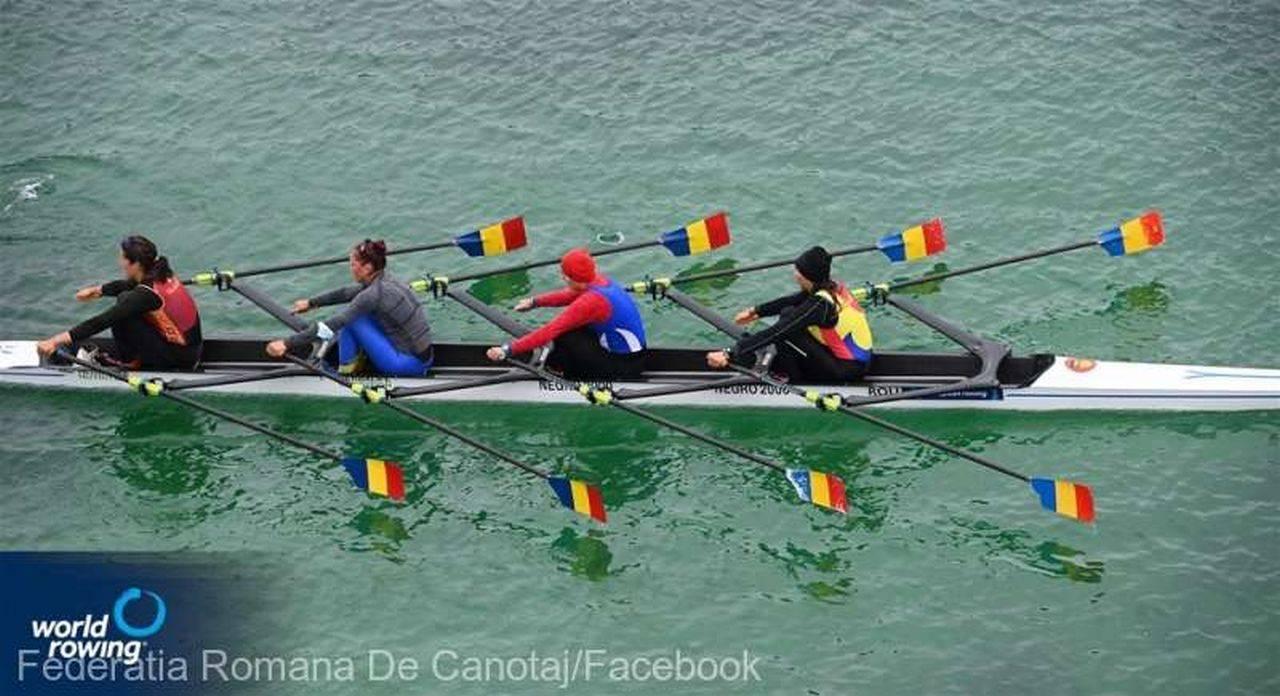 România a ajuns în cinci finale la Campionatele Europene de canotaj