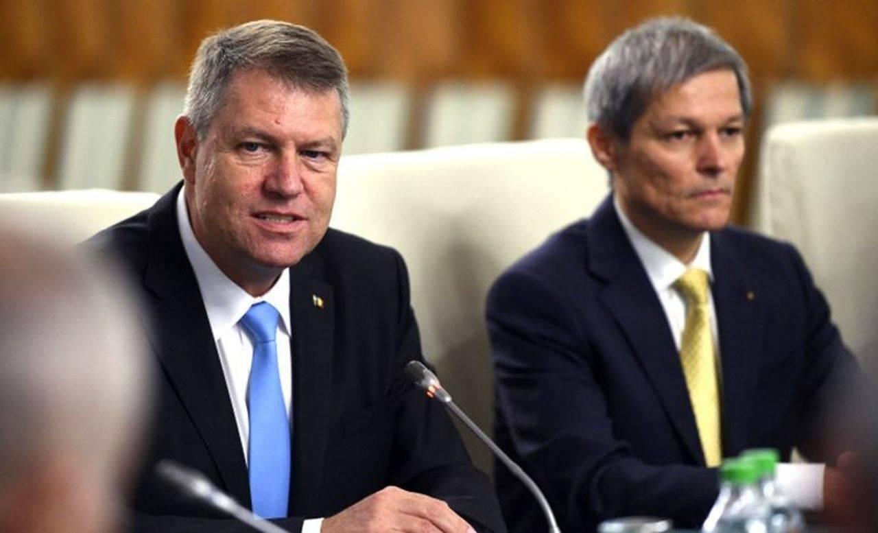 Dacian Cioloș a fost nominalizat de Klaus Iohannis pentru funcția de premier. Ce mesaj a transmis președintele USR