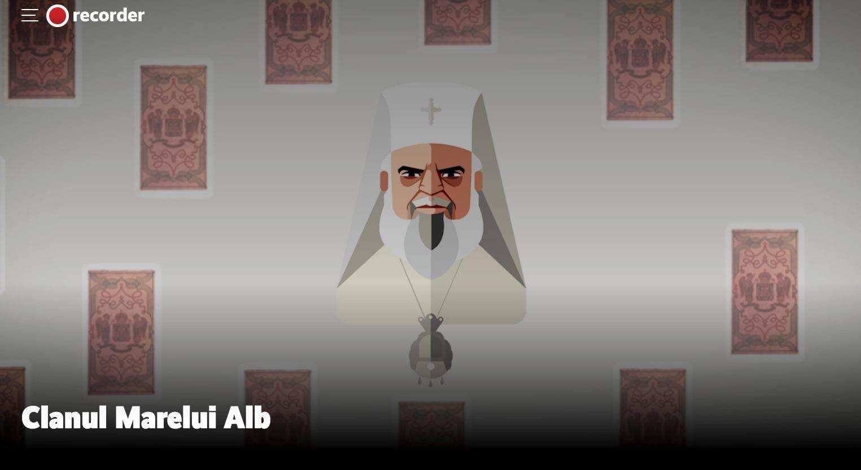 """Biserica Ortodoxă a luat măsuri drastice după publicarea materialului """"Clanul Marelui Alb"""""""