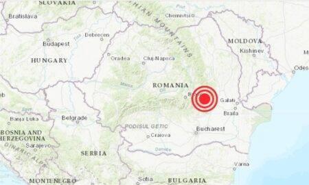 Cutremur în România, produs în această dimineață