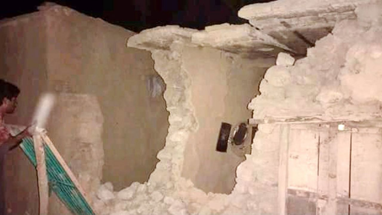 Un nou cutremur de pământ a ucis minim 20 de oameni și a rănit alți peste 200