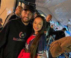 Cum a ajuns Vlăduța Lupău să se pozeze cu Neymar! Soțul ei a spus întreaga poveste