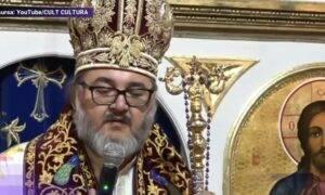 """BOR, ținta unui nou scandal! Episcopul Giurgiului: """"Nu vă grăbiți să vă vaccinați! Incendiile din spitale, o făcătură"""""""