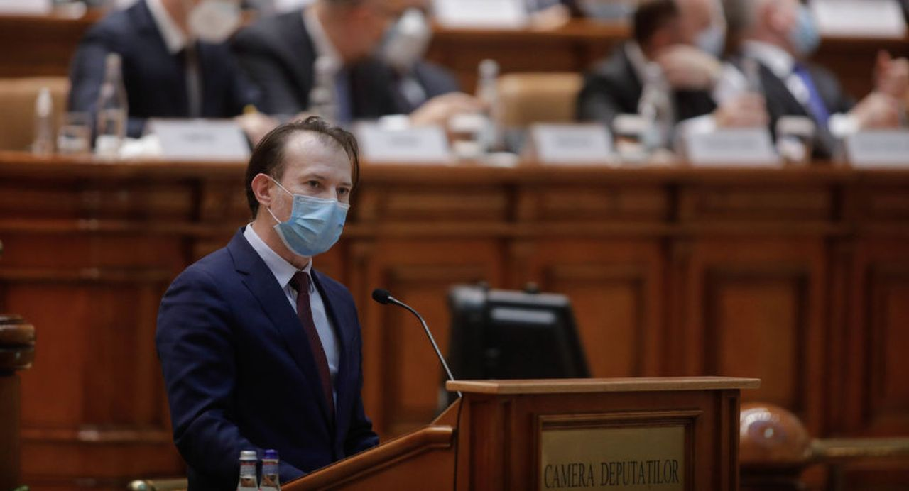 Ultimă oră! România a rămas fără Guvern! Florin Cîțu a fost demis