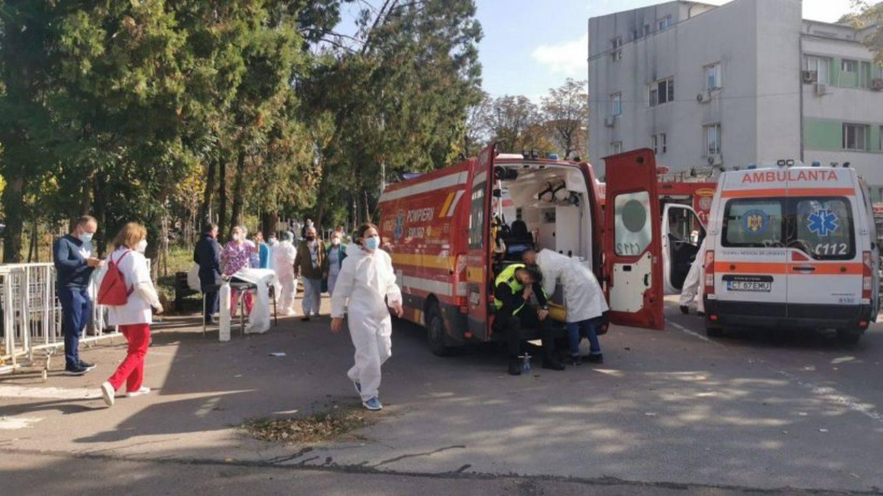 ISU Constanța, declarații oficiale legate de bilanțul pacienților uciși în incendiul de la Spitalul de Boli Infecțioase