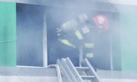 În România, mergi la spital ca să mori! Spitalul din Constanța este cuprins de flăcări, iar maimulți pacienți au murit