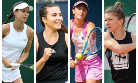 Simona Halep, Sorana Cîrstea și Irina Begu au pierdut Indian Wells