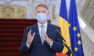 Chiar acum! Președintele Iohannis anunță care sunt noile restricții impuse în România