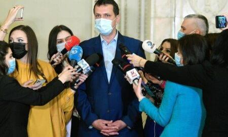 """Replica USR pentru Klaus Iohannis: ,,Președintele i-a păcălit pe milioanele de români cărora le-a cerut votul"""""""