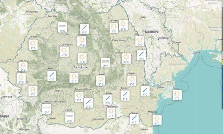 Meteo joi, 28 octombrie. Cum va fi vremea astăzi, în cea mai mare parte a țării