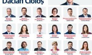 Guvernul Cioloș, epavă în derivă! Miniștrii propuși în Executiv, respinși pe capete! Aviz negativ pentru Barna și Fălcoi