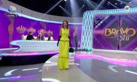 """Cine este Nicoleta Dragne, noua concurentă de la """"Bravo, ai stil""""! Vedeta a uimit pe toată lumea din platou"""