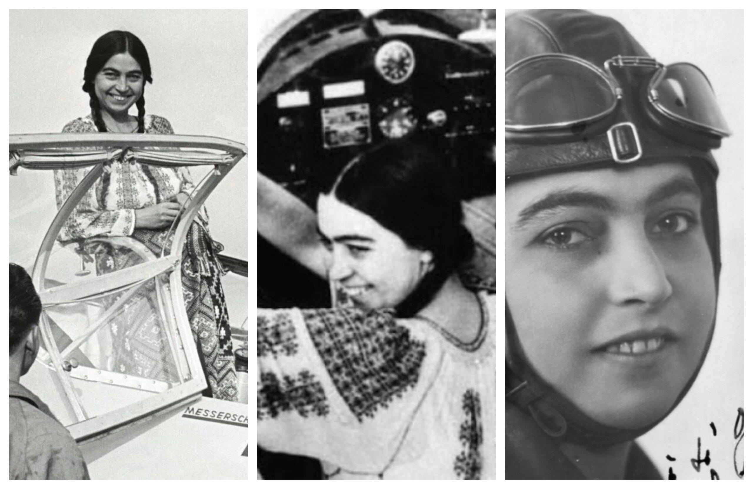 2 octombrie 1931. Smaranda Brăescu câștigă titlul de campion europan, după un salt de la 6.000 de metri