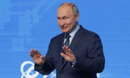 """Vladimir Putin neagă că Rusia restricționează aprovizionarea Europei cu gaze: ,, Sunt doar vorbe motivate politic"""""""